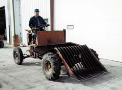 Self Propelled Cart >> FARM SHOW Magazine - Latest Farming & Agriculture News, Farm Shop Inventions, Ranching & Farming ...