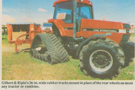 Track Systems For Tractors Track System For Tractors