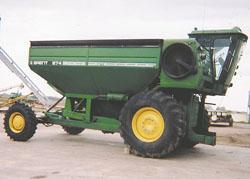 jym grain carts