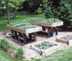FARM SHOW - Back-Saving Raised Garden Beds
