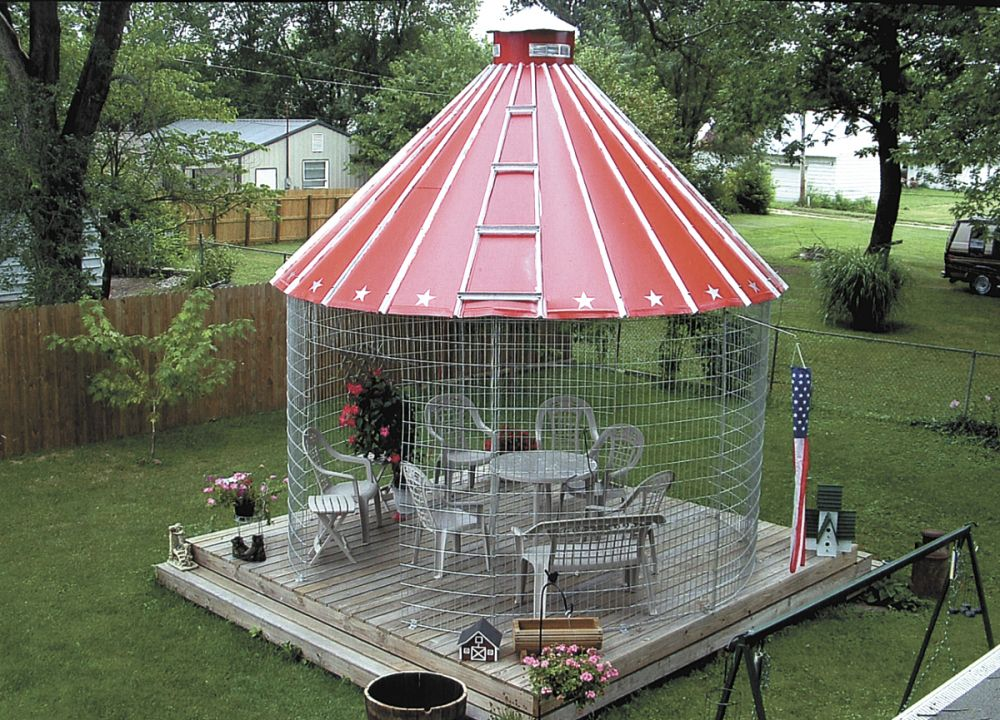 Diy Patio Gazebo