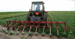 Photo of entire cultivator