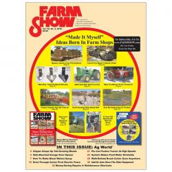 FARM SHOW current issue, inventions, farm