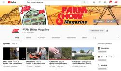 FARM SHOW's youtube channel