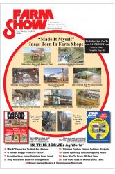 Cover current issue of FARM SHOW