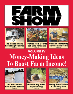 FARM SHOW MAGAZINE GIFT Subscription Renewals Receive 1 FREE Book