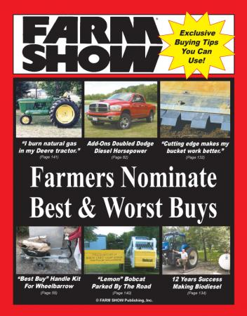 Farmers Nominate Best & Worst Buys - Book