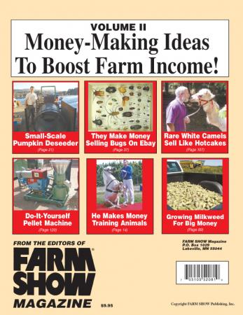 Farm show magazine latest farming agriculture news farm shop money making ideas to boost farm income volii book solutioingenieria Gallery