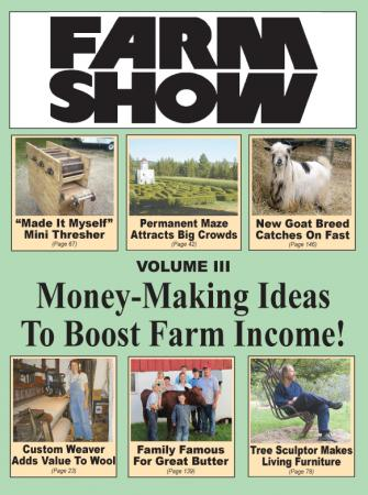 Money-Making Ideas To Boost Farm Income! - Vol.III - Book