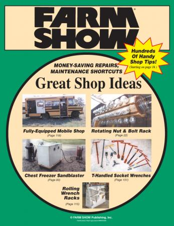 Great Shop Ideas Vol. I - Book