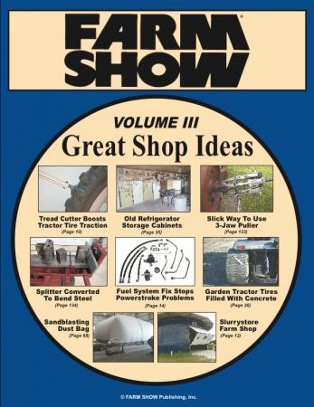 Great Shop Ideas Vol. III - Book