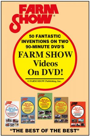 FARM SHOW Inventions Come To Life - DVD
