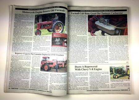 Bring Old Farm Equipment Back To Life! - Book
