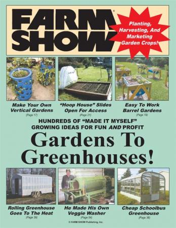 Gardens To Greenhouses