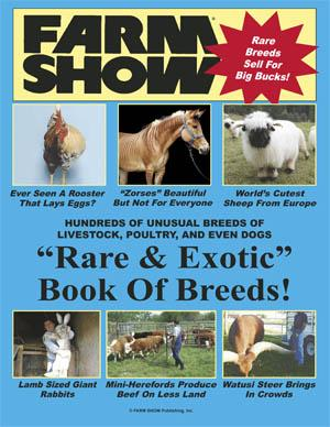 Rare & Exotic Book Of Breeds
