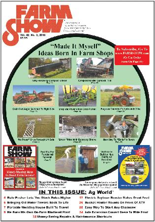 Farm Show Magazine Farming Ranching Amp Agriculture News
