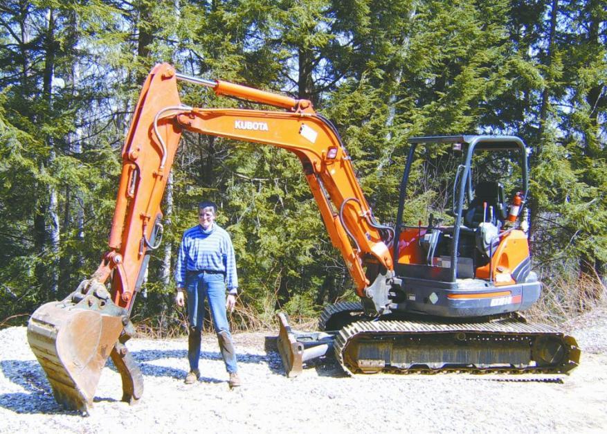 """Mini escavatore """"Best Buy"""" ideale per le piccole aziende agricole consiglio acquisti 32028_l"""