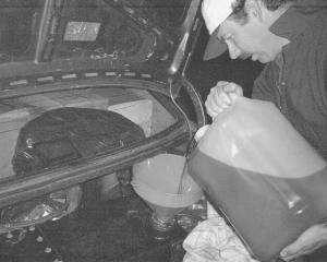 How Tell Oil Burning Car Buy Used
