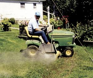 Easy Way To Clean Riding Mower Deck