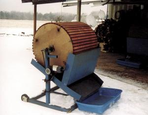 Plans To Build A Pecan Sheller