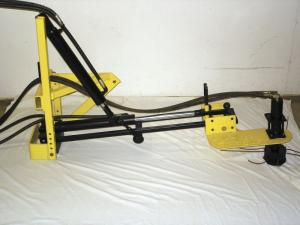 Tractor Mounted String Trimmer