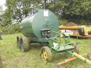 Liquid Manure Spreader. Farm Show Magazine The Best Stories About Made It Myself