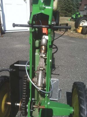 How To Check Transmission >> FARM SHOW - Motorized Pedal Tractors