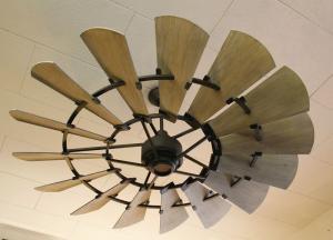 Farm Show Windmill Ceiling Fan